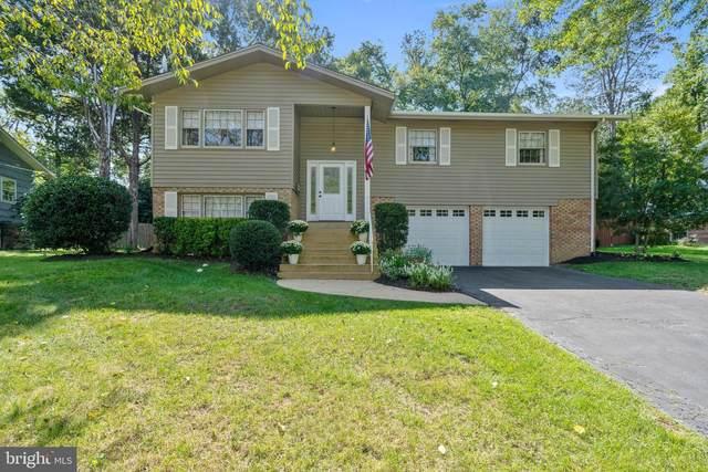 3115 Little Creek Lane, ALEXANDRIA, VA 22309 (#VAFX1156650) :: Tom & Cindy and Associates