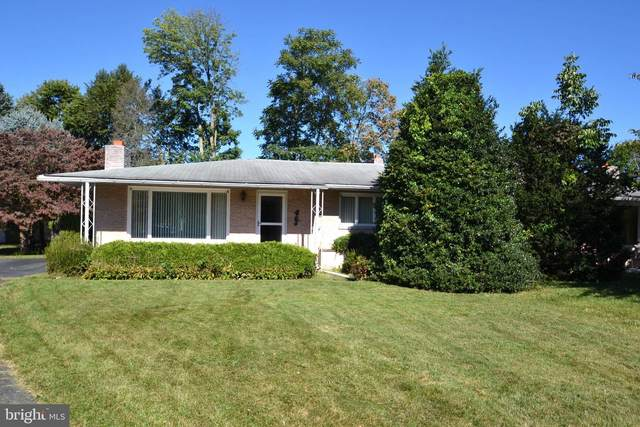 244 N 36TH Street, CAMP HILL, PA 17011 (#PACB128100) :: The Heather Neidlinger Team With Berkshire Hathaway HomeServices Homesale Realty