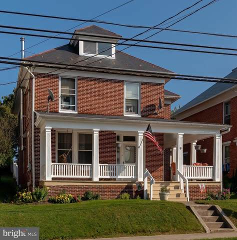 9 N Main Street, LOGANVILLE, PA 17342 (#PAYK145838) :: Iron Valley Real Estate