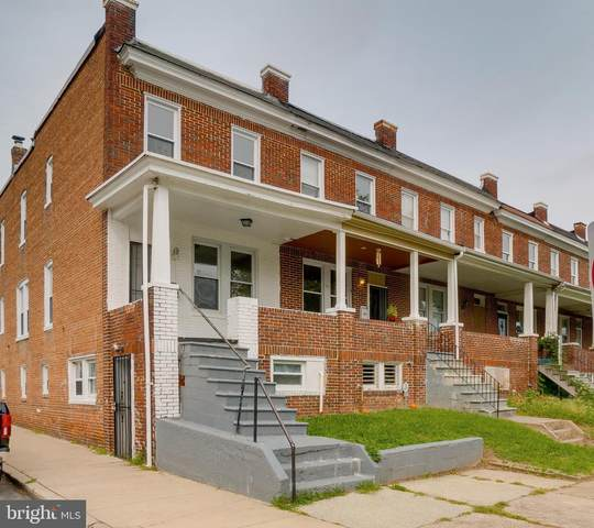 4000 Wilsby Avenue, BALTIMORE, MD 21218 (#MDBA525126) :: Bruce & Tanya and Associates