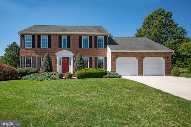 1809 S Hamlet Place, BEL AIR, MD 21015 (#MDHR252114) :: Advance Realty Bel Air, Inc