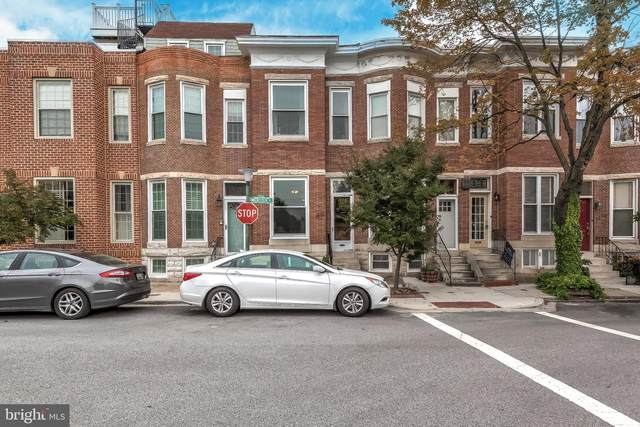 1513 Webster Street, BALTIMORE, MD 21230 (#MDBA525142) :: John Lesniewski | RE/MAX United Real Estate
