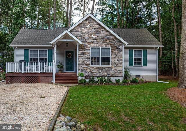 4 Ambleside Court, OCEAN PINES, MD 21811 (#MDWO117036) :: Shamrock Realty Group, Inc