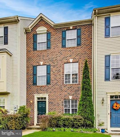 2605 Lotuswood Court, ODENTON, MD 21113 (#MDAA447444) :: The Riffle Group of Keller Williams Select Realtors