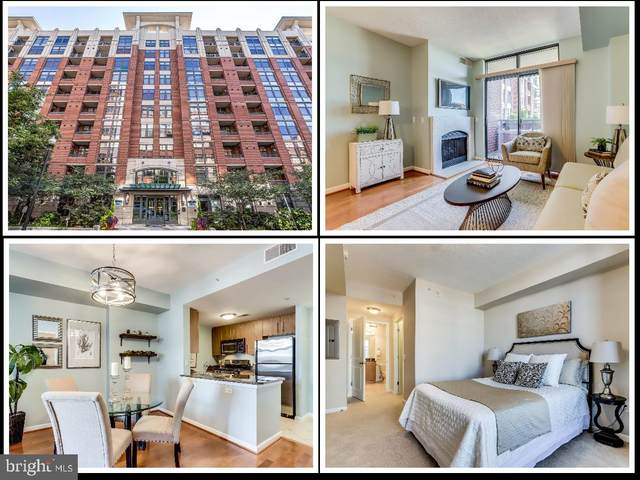 1021 N Garfield Street #622, ARLINGTON, VA 22201 (#VAAR170016) :: Advon Group