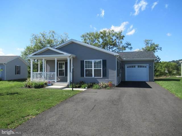 17 Finch Drive N, BECHTELSVILLE, PA 19505 (#PABK364426) :: Linda Dale Real Estate Experts