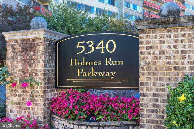 5340 Holmes Run Parkway #417, ALEXANDRIA, VA 22304 (#VAAX251278) :: Bic DeCaro & Associates