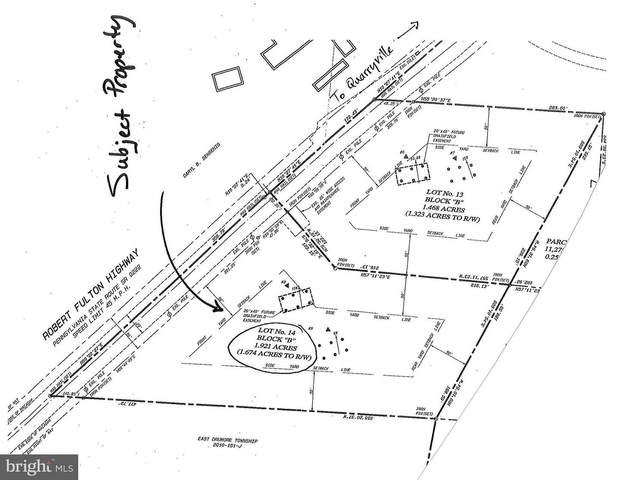 0 Robert Fulton Highway Lot 14, QUARRYVILLE, PA 17566 (#PALA170546) :: The Craig Hartranft Team, Berkshire Hathaway Homesale Realty