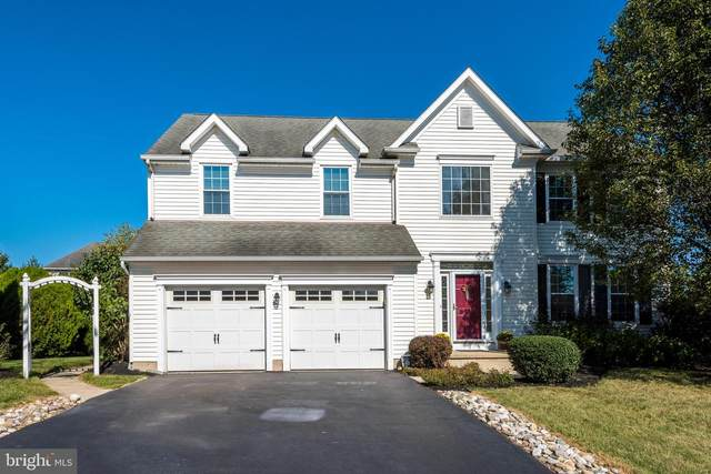 533 Creekview Drive, HARLEYSVILLE, PA 19438 (#PAMC664576) :: Linda Dale Real Estate Experts