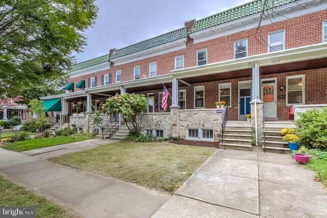 3808 Beech Avenue, BALTIMORE, MD 21211 (#MDBA525166) :: V Sells & Associates | Keller Williams Integrity