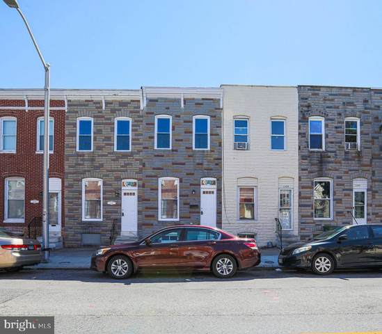 1333 James Street, BALTIMORE, MD 21223 (#MDBA525172) :: The Miller Team