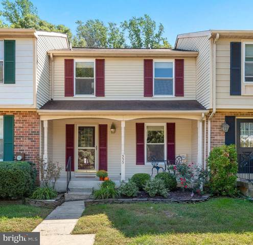 535 Bay Dale Court, ARNOLD, MD 21012 (#MDAA447468) :: AJ Team Realty