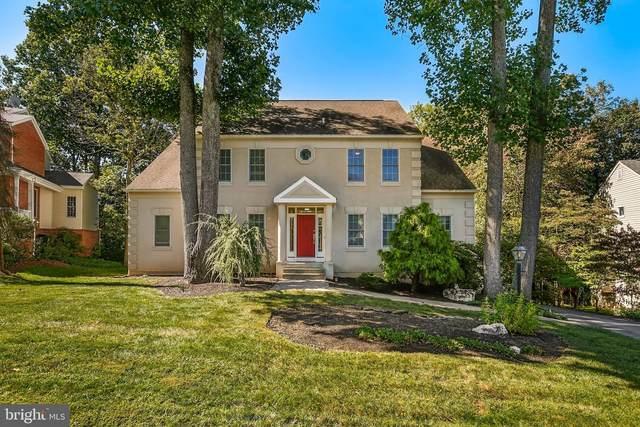 6814 Cherry Tree Court, NEW MARKET, MD 21774 (#MDFR271170) :: V Sells & Associates | Keller Williams Integrity