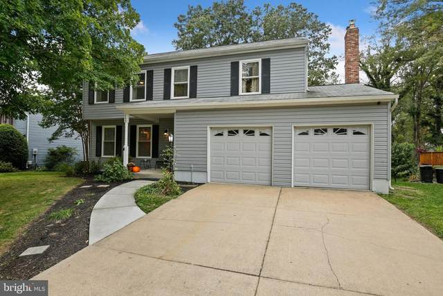 8020 Red Jacket Way, JESSUP, MD 20794 (#MDHW285578) :: V Sells & Associates | Keller Williams Integrity
