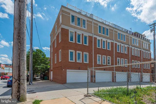 1016 S Conkling Street A, BALTIMORE, MD 21224 (#MDBA525180) :: The Licata Group/Keller Williams Realty