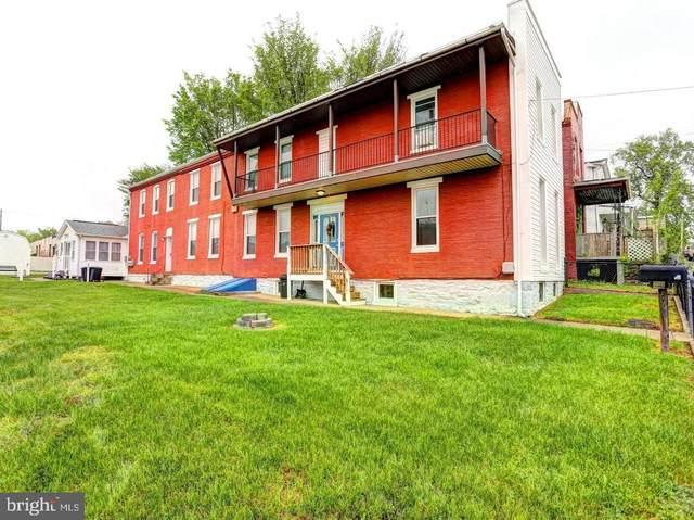 418 Fonthill Avenue, BALTIMORE, MD 21223 (#MDBA525182) :: Arlington Realty, Inc.