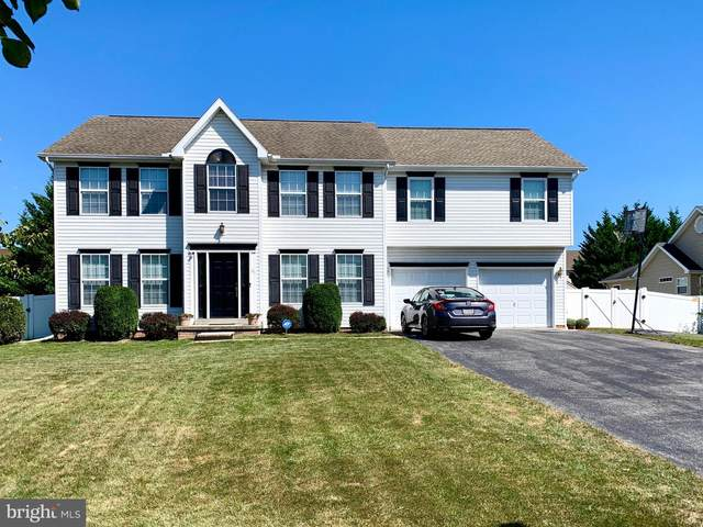 91 Los Alamitos Circle, HANOVER, PA 17331 (#PAAD113324) :: The Heather Neidlinger Team With Berkshire Hathaway HomeServices Homesale Realty