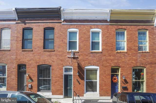 132 S Curley Street, BALTIMORE, MD 21224 (#MDBA525194) :: The Dailey Group
