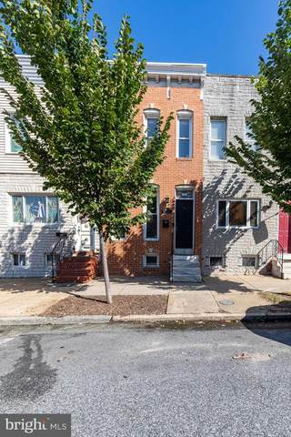 2830 Hudson Street, BALTIMORE, MD 21224 (#MDBA525198) :: The Dailey Group