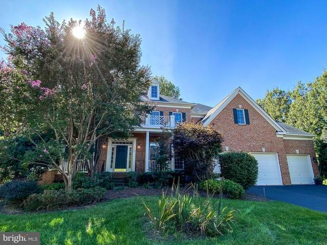 4488 Arniel Place, FAIRFAX, VA 22030 (#VAFX1156828) :: Debbie Dogrul Associates - Long and Foster Real Estate
