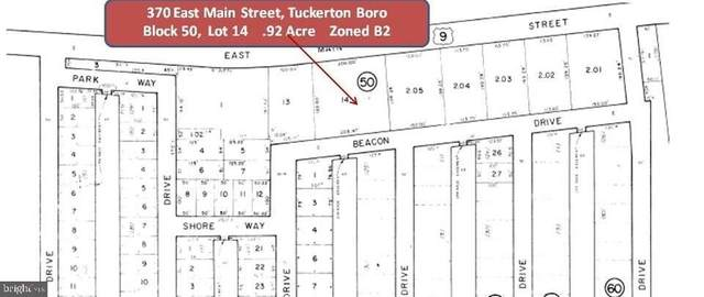 370 E Main Street, TUCKERTON, NJ 08087 (#NJOC403162) :: The Dailey Group