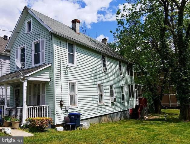 2425 Girard Place NE, WASHINGTON, DC 20018 (#DCDC488148) :: The Vashist Group