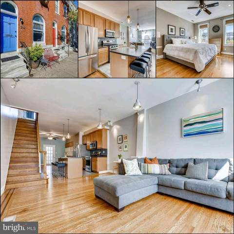 232 S East Avenue, BALTIMORE, MD 21224 (#MDBA525202) :: The MD Home Team