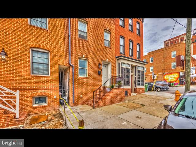 3422 O'donnell Street, BALTIMORE, MD 21224 (#MDBA525208) :: SURE Sales Group