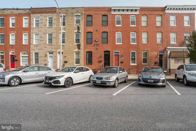 2038 Gough Street, BALTIMORE, MD 21231 (#MDBA525210) :: The Dailey Group