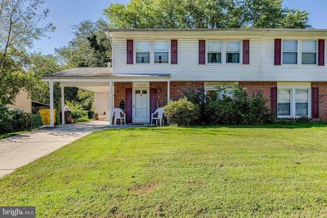 1316 Greyswood Road, ODENTON, MD 21113 (#MDAA447494) :: The Riffle Group of Keller Williams Select Realtors