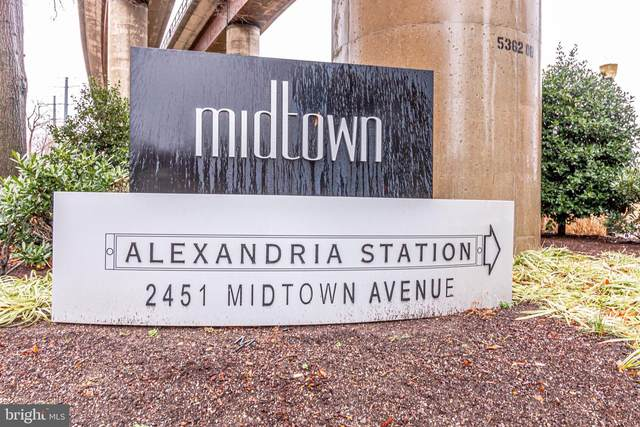 2451 Midtown Avenue #807, ALEXANDRIA, VA 22303 (#VAFX1156866) :: The Riffle Group of Keller Williams Select Realtors