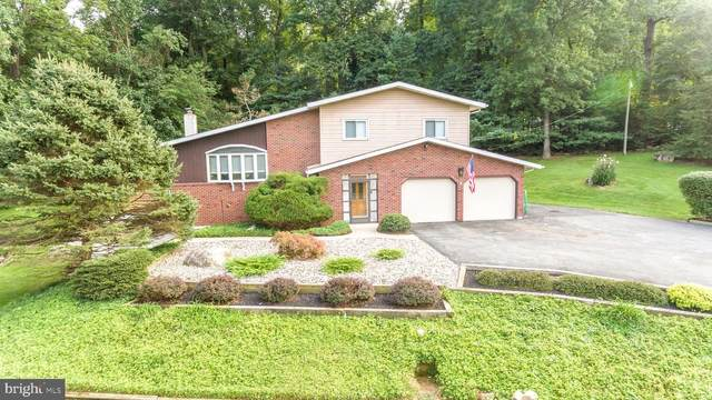 2327 Whitetail Court, HELLERTOWN, PA 18055 (#PANH107024) :: Larson Fine Properties
