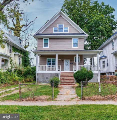 4106 Boarman Avenue, BALTIMORE, MD 21215 (#MDBA525218) :: The Putnam Group
