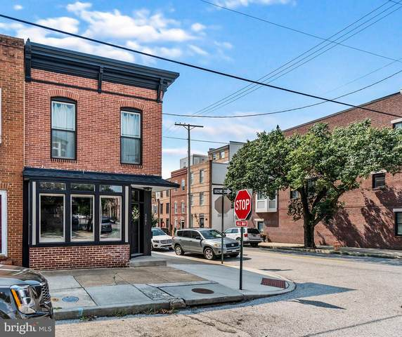 3401 Elliott Street, BALTIMORE, MD 21224 (#MDBA525222) :: SURE Sales Group