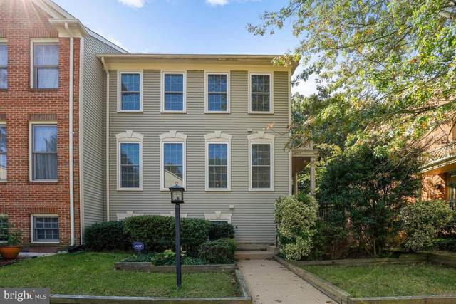 6721 Royal Thomas Way, ALEXANDRIA, VA 22315 (#VAFX1156892) :: Great Falls Great Homes