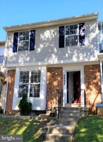 2404 W Rosecroft Village Circle, OXON HILL, MD 20745 (#MDPG582104) :: Bruce & Tanya and Associates