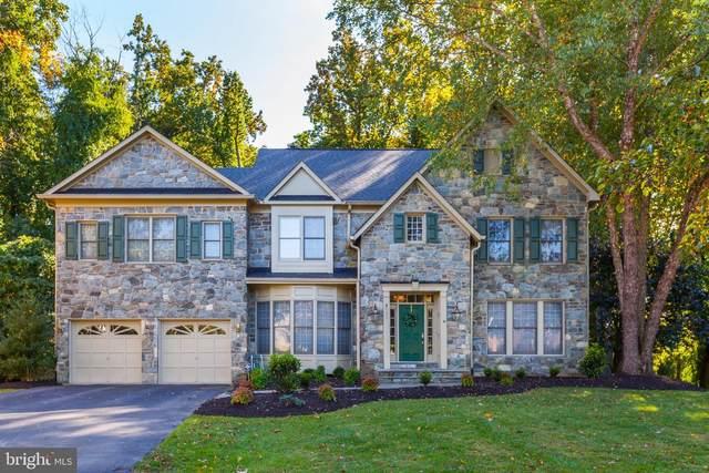 4010 Wintersweet Court, ROCKVILLE, MD 20853 (#MDMC726896) :: Certificate Homes