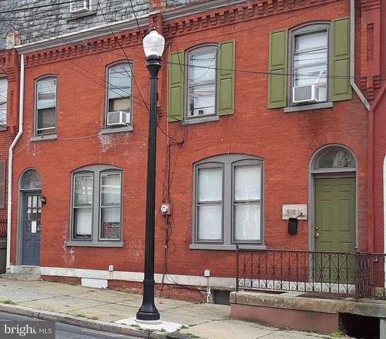 518 - 518.5 Manor Street, LANCASTER, PA 17603 (#PALA170568) :: Flinchbaugh & Associates