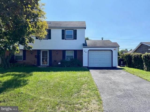 36 Midvale Lane, WILLINGBORO, NJ 08046 (#NJBL382416) :: REMAX Horizons