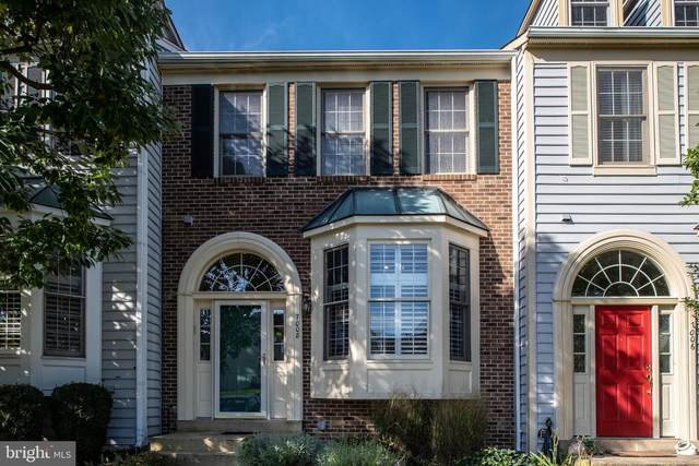 7008 Darby Towne Court, ALEXANDRIA, VA 22315 (#VAFX1156910) :: The Redux Group