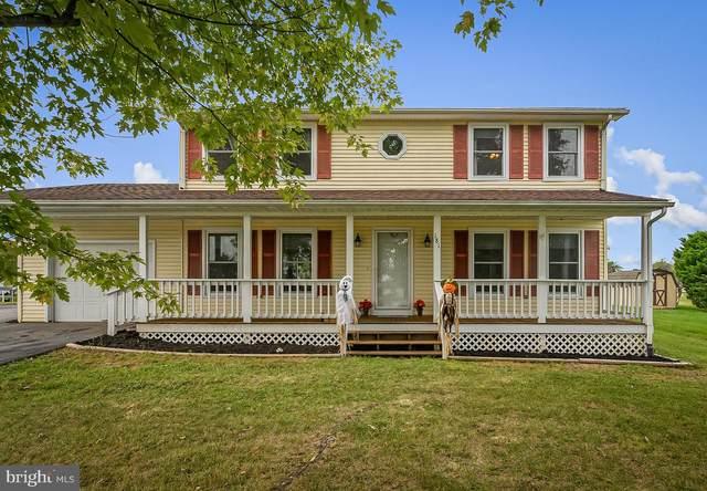 181 Marguerite Drive, TOMS BROOK, VA 22660 (#VASH120368) :: Pearson Smith Realty