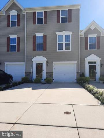 2102 E Oak Road I4, VINELAND, NJ 08361 (#NJCB129032) :: Blackwell Real Estate
