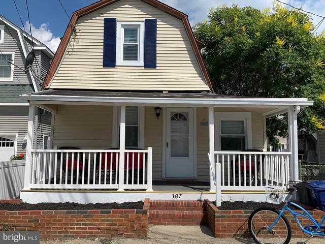 307 Ocean Avenue, OCEAN CITY, NJ 08226 (#NJCM104476) :: Larson Fine Properties