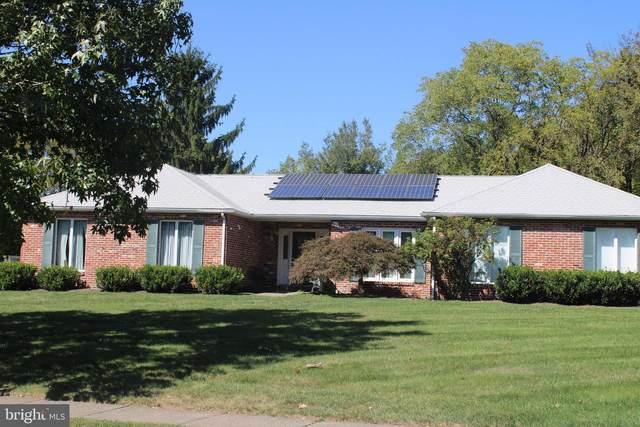 98 Colonial Drive, NEWTOWN, PA 18940 (#PABU507632) :: Ramus Realty Group