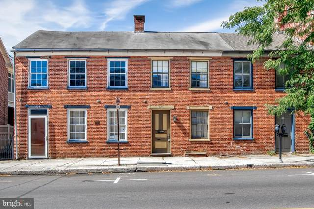 321 Baltimore Street, GETTYSBURG, PA 17325 (#PAAD113334) :: Iron Valley Real Estate