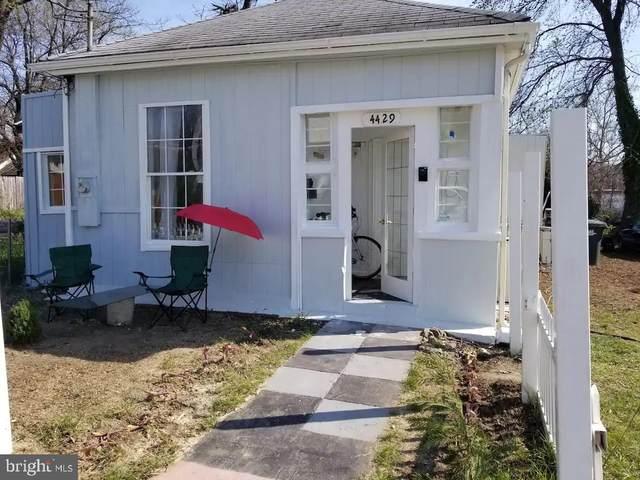 4429 Kane Place NE, WASHINGTON, DC 20019 (#DCDC488262) :: The Redux Group