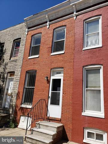 1410 Carroll Street, BALTIMORE, MD 21230 (#MDBA525298) :: The Redux Group