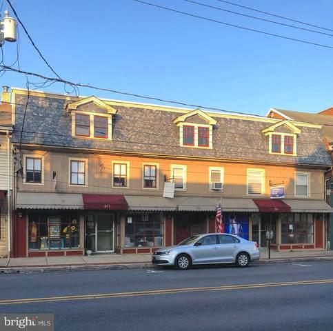 36 - 40 S Market Street, ELIZABETHTOWN, PA 17022 (#PALA170584) :: The Joy Daniels Real Estate Group