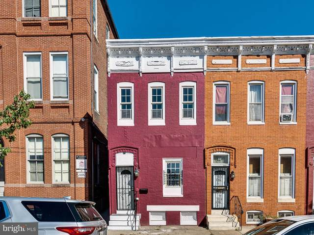 25 N Fulton Avenue, BALTIMORE, MD 21223 (#MDBA525302) :: The MD Home Team
