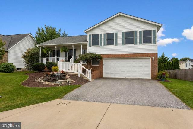 844 Snowfall Way, WESTMINSTER, MD 21157 (#MDCR199910) :: Great Falls Great Homes